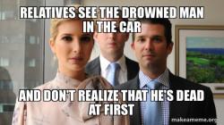 The Trump Kids Eric, Donald Jr and Ivanka