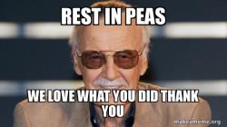 Stan lee the best
