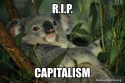 rip capitalism