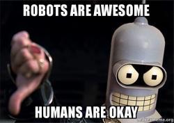 Downvoting Robot