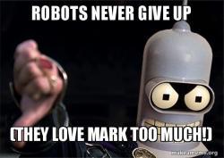 #RobotLove