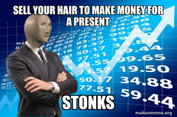Stonks Only Go Up