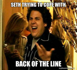 Seth from Superbad