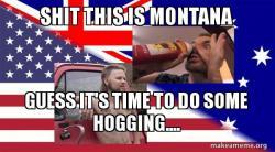 Montana Trip