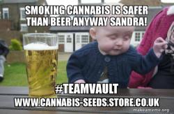 Drunk Baby Vault Seeds