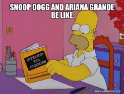 Homer Reads A Book