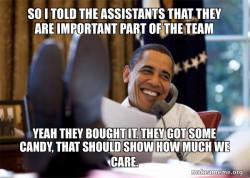 Happy Obama Mem