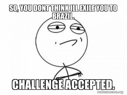 Challenge Acccepted