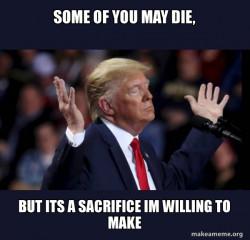 Trump aka Lord Farquad