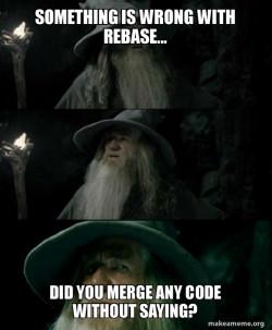 Gandalf the Git