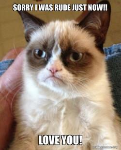 Grumpy Wifey