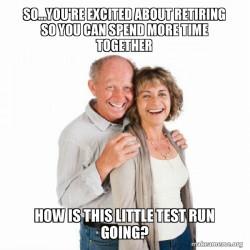 Couples Planning Retirement