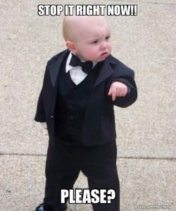 Godfather Baby