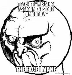 No Rage Face