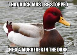 Malicious Advice Mallard