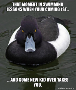 Revenge Duck ( Angry Advice Duck )