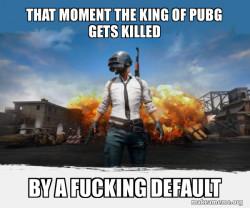 PUBG Meme - Playerunknown's Battlegrounds