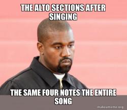 choir meme