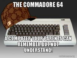 COMMADORE 69... THE TRUTH