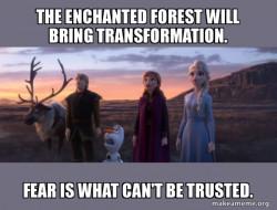 Olaf Frozen 2