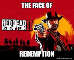 Redemption face