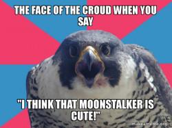 Moonstalker Wings of fire meme