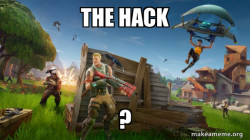 the hack ?