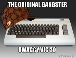 Scumbag Vic-20