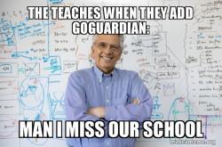 GoGuardian is bad