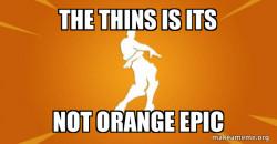 Orange Justice