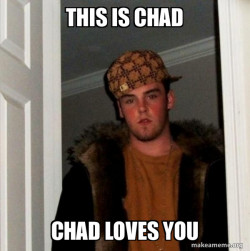 loving chad