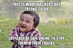 evil hackers
