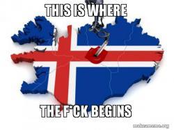 bad Guy Iceland