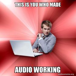 audio-working