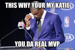 Kevin Durant You Da The Real Mvp