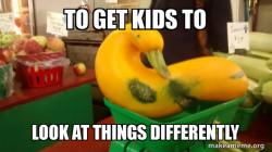 Gourd Duck