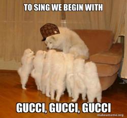 Gucci teacher