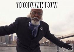 Too Damn Low (Jimmy Mcmillan)