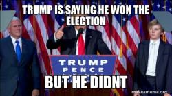 Fake trump