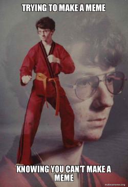 Karate memr