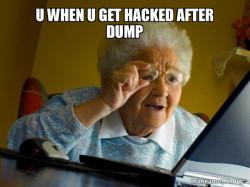 Internet Grandma