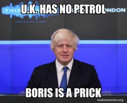 Boris Johnson  Brexit