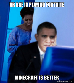 Redditor Obama's Wife