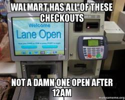 Self Checkout Machine