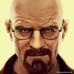 Walter White Breaking Bad