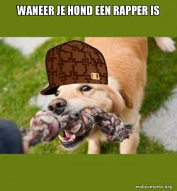 rapper hond