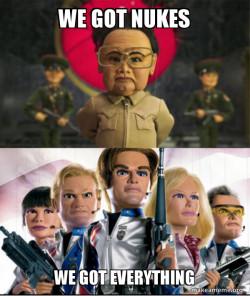 America vs n korea
