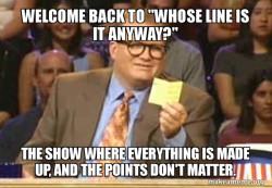 Drew Carey - Who's Line Is It Anyway