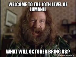 Robin Williams - What year is it? Jumanji