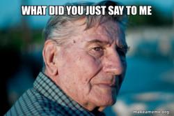 Marriage Advice Grandad